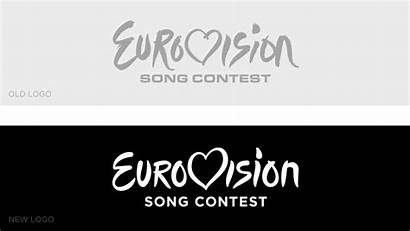 Eurovision Song Contest Comparison Giphy Different Logos