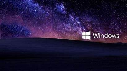 Bliss Midnight Windows Microsoft Scenery Deviantart