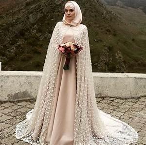 beautiful muslim bride tesettur elbise kapali gelin With muslim wedding dress with hijab