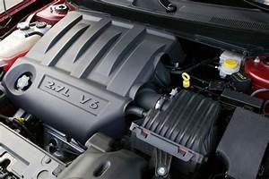 2008 Chrysler Sebring Limited Sedan 2 7l V6 Engine