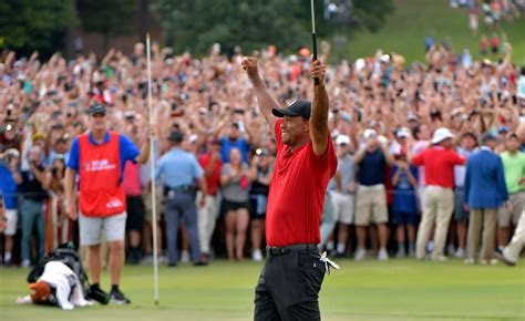 PGA Tour: Tiger Woods Claims Tour Championship – SportsBreak
