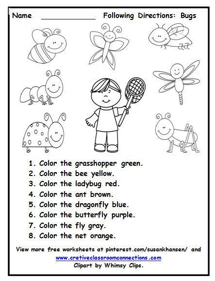 this free worksheet allows students to practice reading