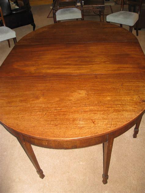 dining table mahogany georgian mahogany dining table antiques atlas 3335