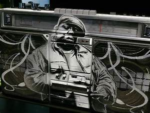 The Ghetto – Wild Style'd Graffiti Boomboxes > FREEYORK