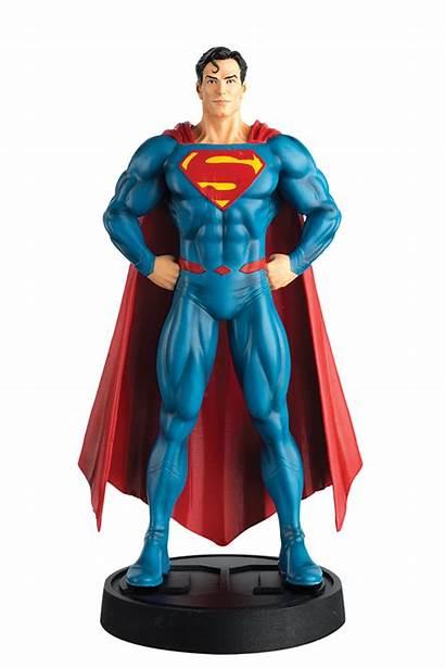 Superman Eaglemoss Dc Suit Figures Stars Figurine