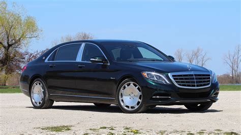 2017 Mercedes S550 Price by 2017 Mercedes Maybach S550 Review Less Is More