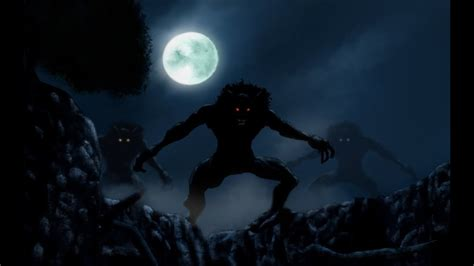 Alpha Wolf Blood Moon Wolf Wallpaper by Skyrim Legend Of Cain Series The Legend Is Born Pilot