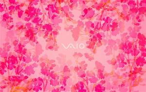 VAIO CR Wallpaper Pink 1280x800 - a photo on Flickriver