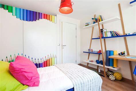 Unique Shelves For A Creative Kids' Room