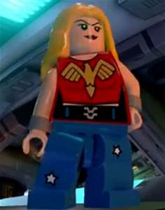 Wonder Girl - Brickipedia, the LEGO Wiki