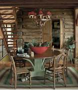 Rustic Cabin Living Room Ideas by Log Cabin House Tour Decorating Ideas For Log Cabins