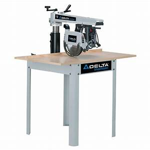 Delta Tools 10 In  Professional Radial Arm Saw