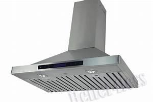 30 U0026quot  Wall Mount Stainless Steel Kitchen Range Hood Vent