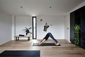 Elwood Townhouse: Refined Modern Home and Yoga Studio