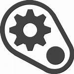 Icon Automation Icons Edit Gear