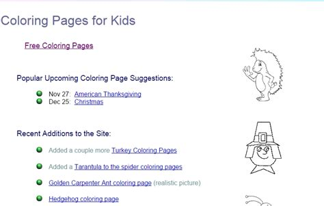 Coloring Website by 5 Free Coloring Website For