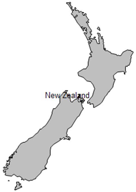 geo map australia