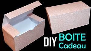 Comment Faire Une Boite En Origami : diy boite cadeau en papier comment faire une boite rectangulaire youtube ~ Dallasstarsshop.com Idées de Décoration