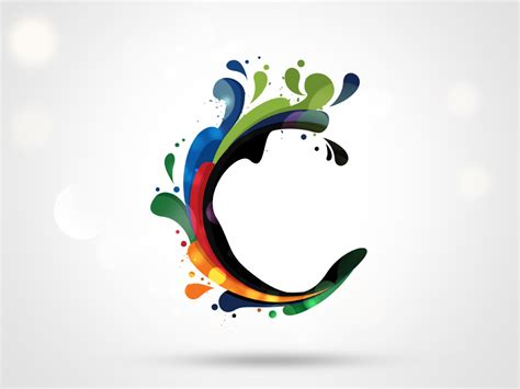 colorful logo for sale by blin8design on deviantart