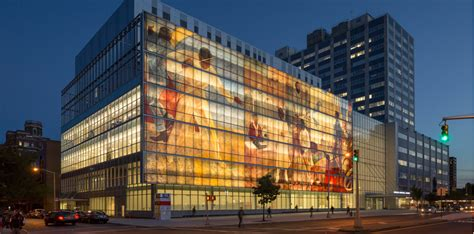 harlem hospital center hok