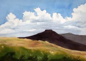 Georgia O'Keeffe Landscape Paintings