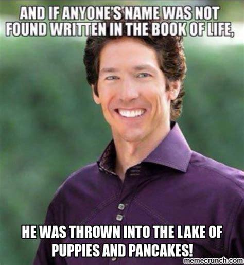 Joel Osteen Memes - joel osteen hell christian meme christian memes pinterest jokes sad and christian memes