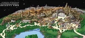 Disneyland Releases Star Wars  Galaxy U0026 39 S Edge Merchant And
