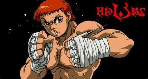 Anime Baki Capitulos La Sombra Murcielago Baki The Grappler