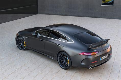 2019 Mercedes Amg Gt 63 S 31  Motor Trend