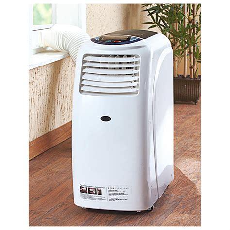 portable air conditioner fan soleus 12 000 btu portable air conditioner refurbished
