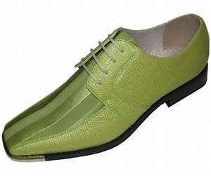 Mens Lime Green Dress Shoes from Sears