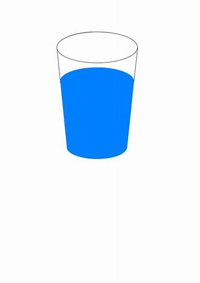 Water Glass Cup Clip Clipart Cliparts Clipartpanda