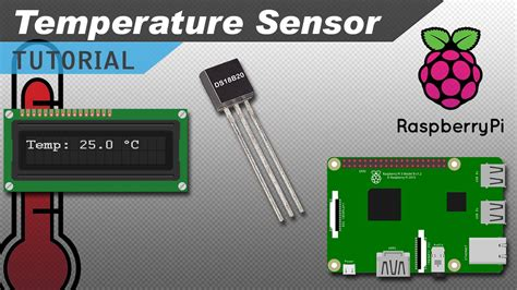 3 pi鐵es cuisine raspberry pi ds18b20 temperature sensor tutorial