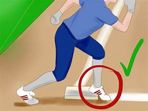 How To Steal A Base  Softball   7 Steps  With Pictures