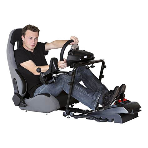 siege volant pc bigben 120 rs competition seat fauteuil gamer bigben