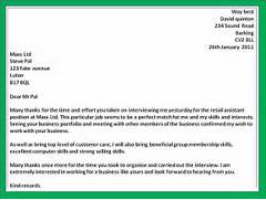 How To Get A Job Writing A Thank You Letter After A Job Sample Thank You Letter After Interview 15 Free Thank You Cards After Interview 2013 Pinterest Thank You Letter After Interview Template Follow Up Letter