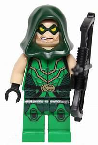 GREEN ARROW dc Superhero Oliver Queen Custom Printed by ...