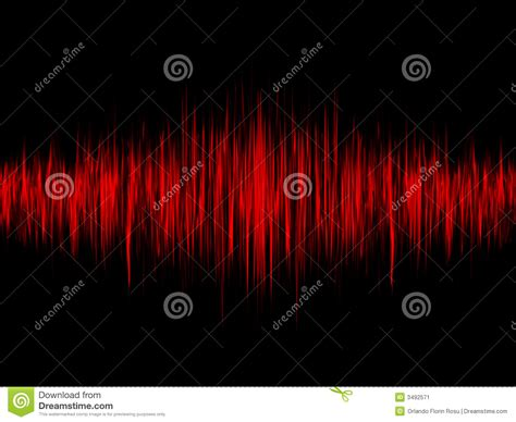 Sound Wave Stock Illustration. Illustration Of Radio