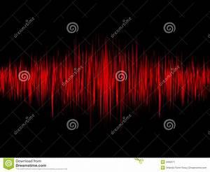 Sound Wave Stock Illustration  Illustration Of Radio  Measure