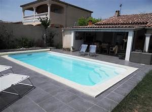 piscine pool house des ides pool id es pour am nagement With photos pool house piscine