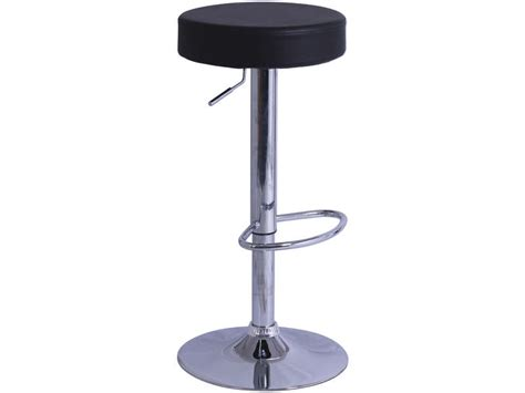 tabouret de bar de cuisine tabouret de bar de cuisine rump coloris noir vente de chaise de cuisine conforama