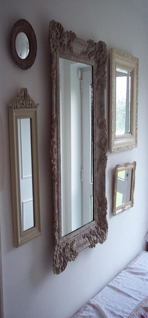 paint and style painted mirror frames