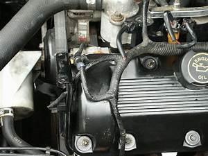 2007 Ford Crown Victoria Temp Sensor Location