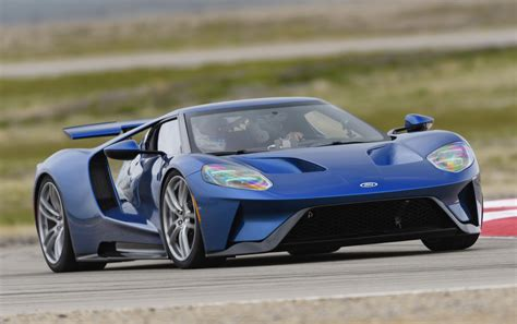 New Ford Supercar by 2017 Ford Gt Drive Review Ready For Supercar Liftoff