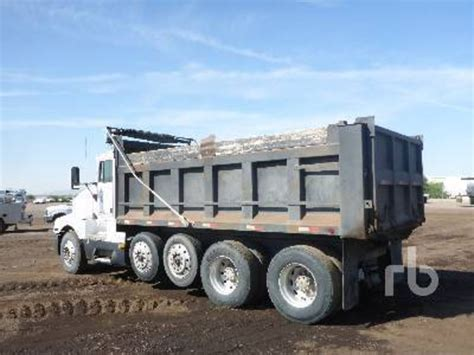 trucksales kenworth 1995 kenworth dump trucks for sale used trucks on