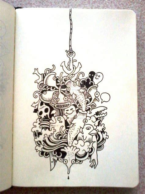 dive   amazing world  sketchbook illustrations