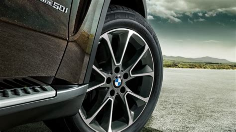 Bmw Car Tyres View Wallpaper