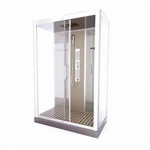 Cabine De Douche Hydromassante : cabine de douche hydromassante natural xxl 150 x 75 cm ~ Dailycaller-alerts.com Idées de Décoration
