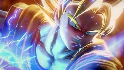 Goku Jump 4k Force Wallpapers Games Backgrounds
