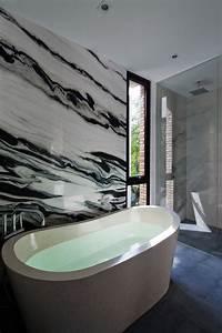 Renovation Mur Salle De Bain : murs marbre salle de bain ~ Preciouscoupons.com Idées de Décoration